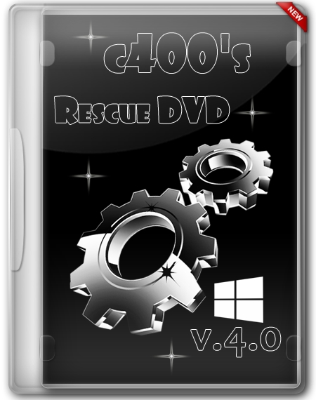 C400s rescue cd 24 (2012/rus/eng) 479 mb